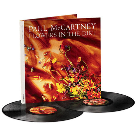 Paul McCartney | Flowers In The Dirt | Deluxe 180g Vinyl 2LP