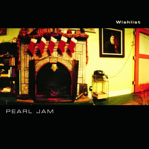 "Pearl Jam | Wishlist / U / Brain of J | 45RPM 7"" Single"