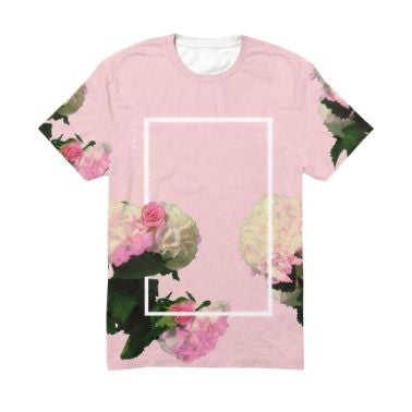 The 1975 | Allover Floral (Pink) | T-Shirt