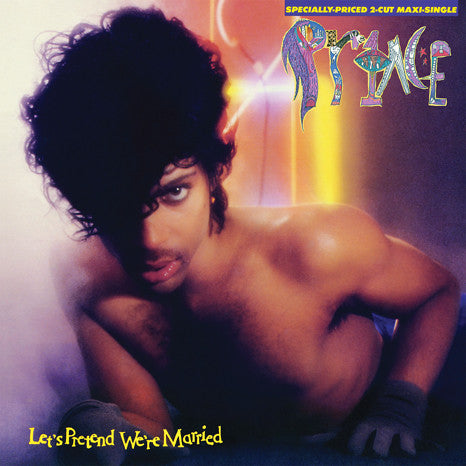 "Prince | Let's Pretend We're Married | 12"" Single Reissue"