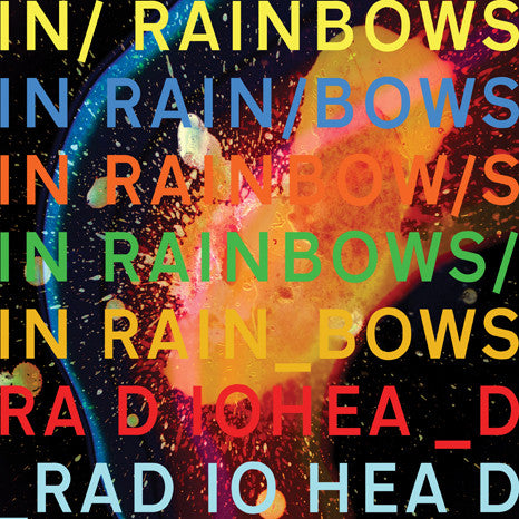 Radiohead | In Rainbows | 180g Vinyl LP