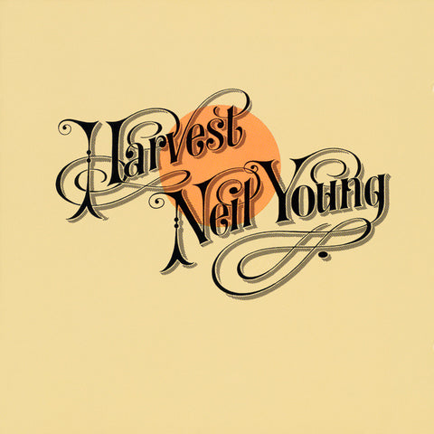 Neil Young | Harvest (Remastered) | LP 180g Vinyl