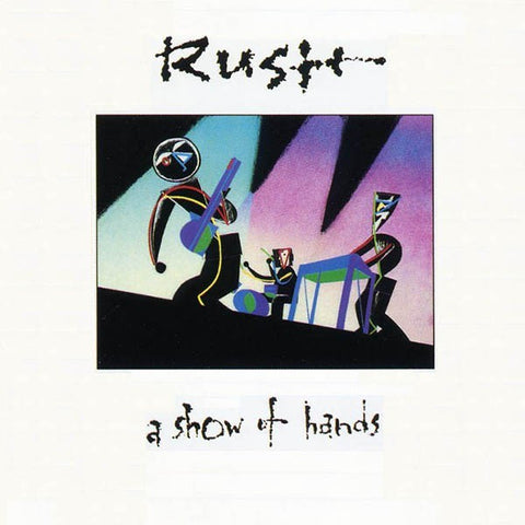 Rush | A Show of Hands | 2LP 180g Vinyl