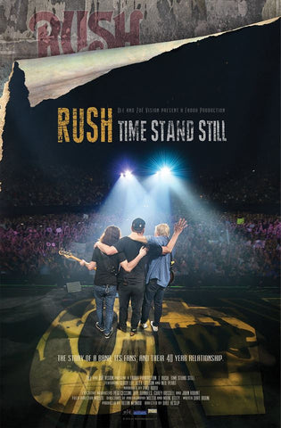 Rush | Time Stand Still | DVD / Bluray