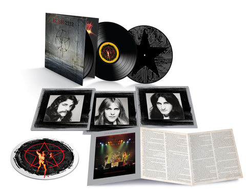 Rush | 2112: 40th Anniversary | Deluxe Edition (200g Vinyl 3LP)