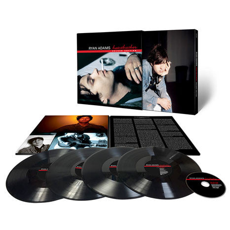 Ryan Adams | Heartbreaker | Deluxe Edition Vinyl Box Set