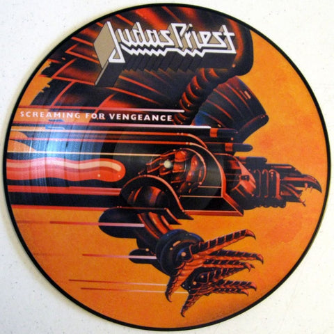 Judas Priest | Screaming for Vengeance (Special 30th Anniversary Edition)  | Vinyl LP Picture Disc