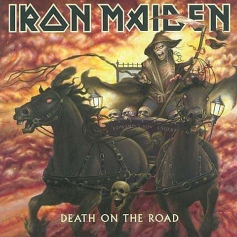 Iron Maiden | Death on the Road | Limited Edition 180g Vinyl 2LP