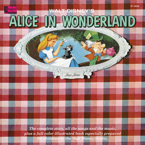 Disney | Magic Mirror: Alice In Wonderland Original Soundtrack | Vinyl LP