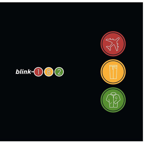 Blink-182 | Take Off Your Pants and Jacket | Limited Edition Red Vinyl LP