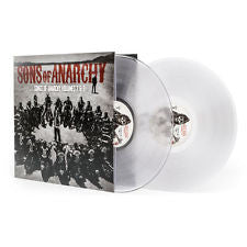 Sons of Anarchy | Songs Of Anarchy: Volumes 2 & 3 | Limited Edition 180g Clear Vinyl 2LP