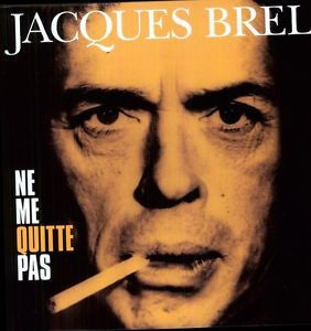 Jacques Brel | Ne me quitte pas | Vinyl 2LP (Import)