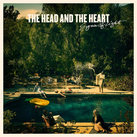 The Head And The Heart | Signs of Light | Vinyl LP