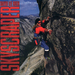 David Lee Roth | Skyscraper | 180g Vinyl LP