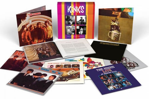 The Kinks | The Mono Collection | Limited Edition, 10-LP, 180 Gram Vinyl Box Set