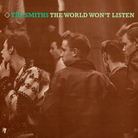 The Smiths | The World Won't Listen (Remastered) | 180g Vinyl 2LP