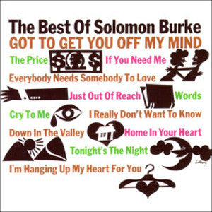 Solomon Burke | The Best Of Solomon Burke | 180g Vinyl LP