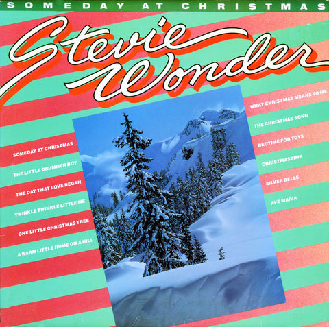 Stevie Wonder | Someday At Christmas | Vinyl LP