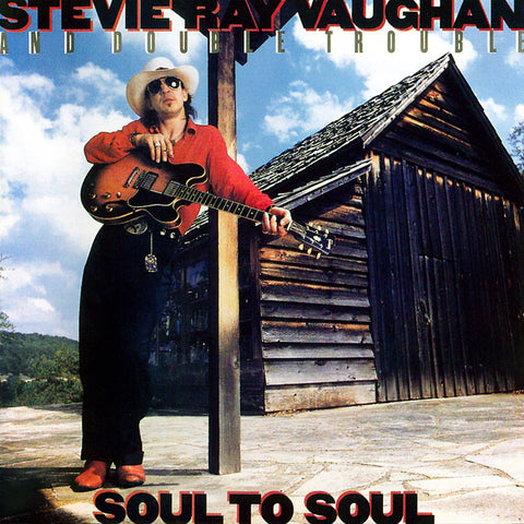 Stevie Ray Vaughan | Soul To Soul | 200g Vinyl 2 LP