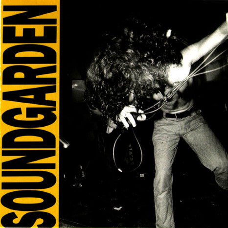 Soundgarden | Louder Than Love | 180g Vinyl LP