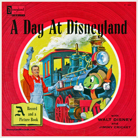Disney | A Day At Disneyland | Vinyl LP