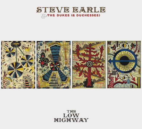 Steve Earle | The Low Highway | Vinyl LP