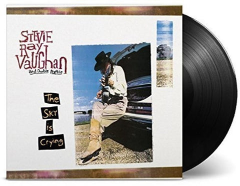 Stevie Vaughan Ray & Double Trouble | Sky Is Crying [Import] | Vinyl LP
