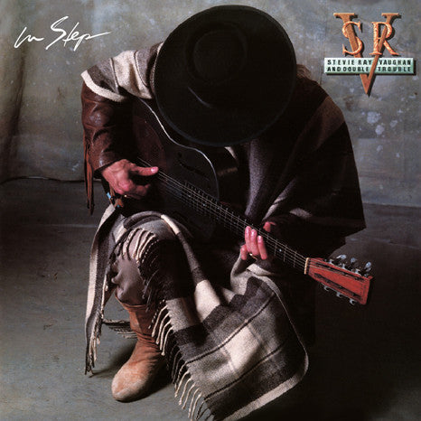 Stevie Ray Vaughan | In Step | 200g Vinyl LP