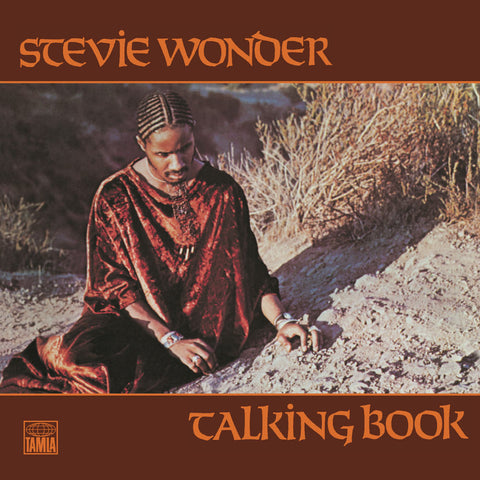 Stevie Wonder | Talking Book | 45 RPM Vinyl LP Reissue