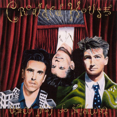 Crowded House | Temple Of Low Men | 180 Gram LP