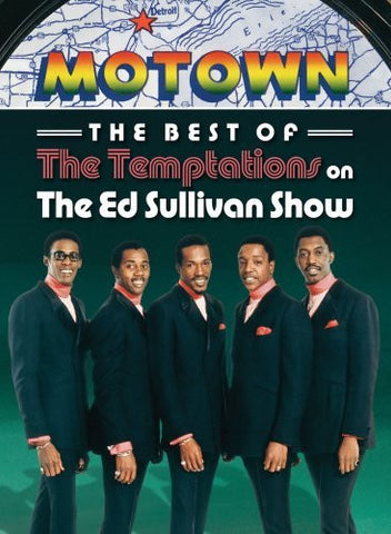 The Temptations | The Best of the Temptations on The Ed Sullivan Show | DVD