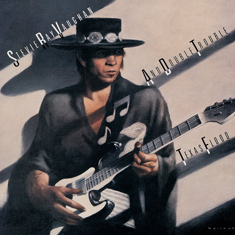 Stevie Ray Vaughan and Double Trouble | Texas Flood | CDs