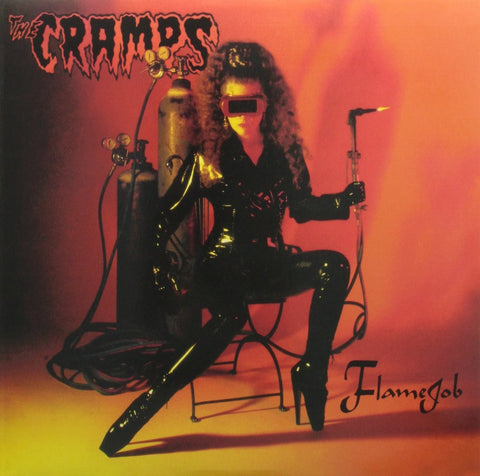 The Cramps | Flamejob | Limited Edition 200g Vinyl LP