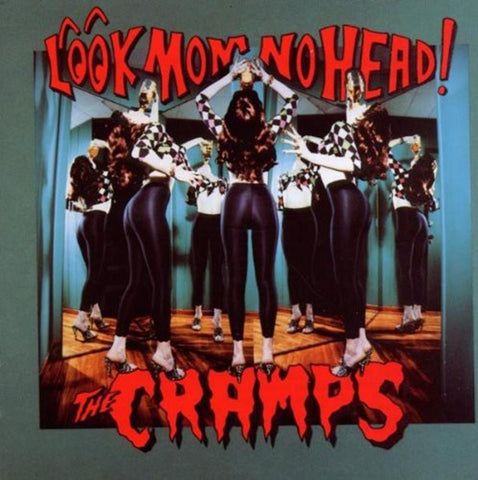 The Cramps | Look Mom No Head | Limited Edition 180g Colored Vinyl LP