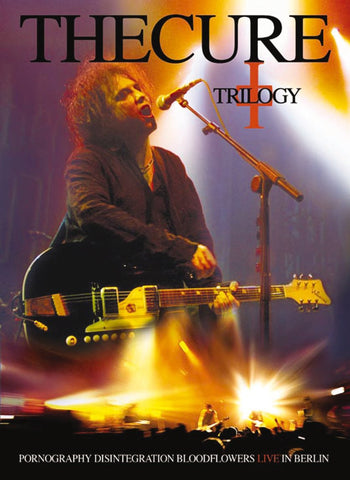 The Cure | Trilogy - Live In Berlin | 2 DVD