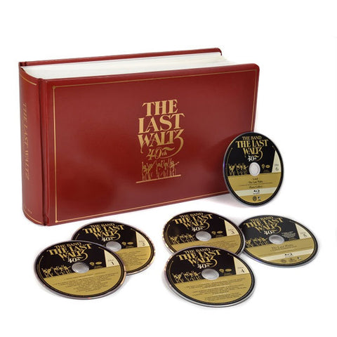 The Band | The Last Waltz | Limited Edition 40th Anniversary Collector's Edition