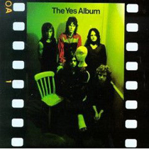 Yes | The Yes Album | 45th Anniversary Limited Edition 45RPM 2LP Vinyl Box Set