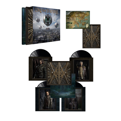 Dream Theater | The Astonishing | 180g 4LP Vinyl Box Set