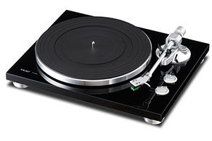 TEAC | TN-300-B Analog Turntable (Black)