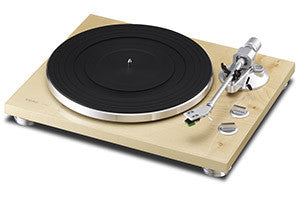TEAC | TN-300-NA Analog Turntable (Natural Wood)