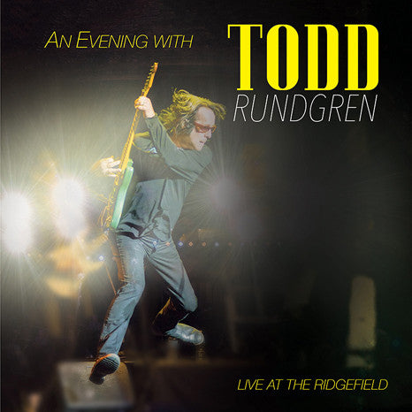 Todd Rundgren | An Evening With Todd Rundgren - Live At The Ridgefield | LP