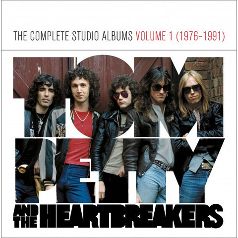 Tom Petty & The Heartbreakers | The Complete Studio Albums Volume 1 (1976-1991) | 9LP 180 Gram Vinyl Box Set