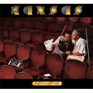 Kansas | Two for the Show | 180g Vinyl 2LP