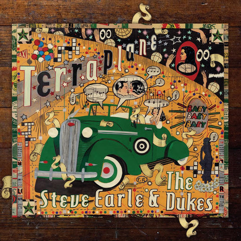Steve Earle & The Dukes | Terraplane | Vinyl LP