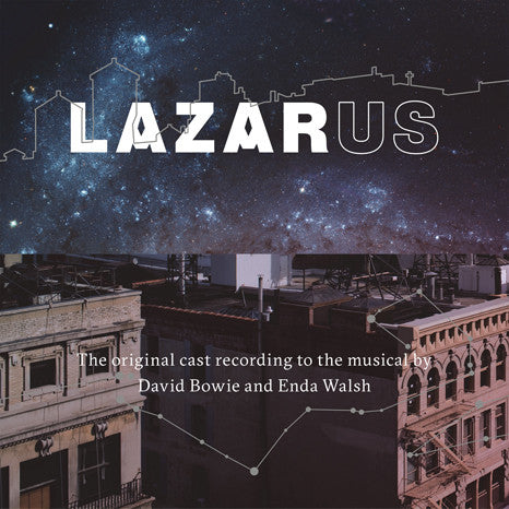 David Bowie + Various Artists | Lazarus (Original Cast Recording) | 180g Vinyl 3LP