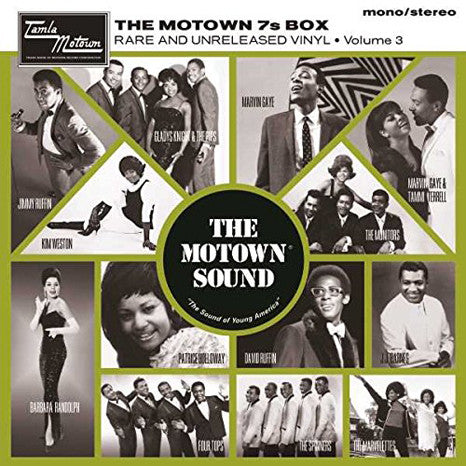 "Various Artists | Motown 7""s Box: Vol. 3 