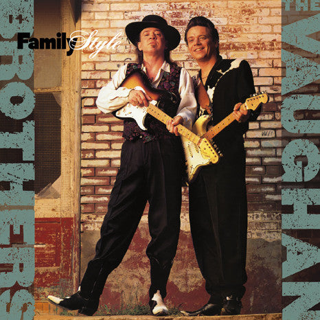 The Vaughan Brothers | Family Style | 200g Vinyl LP