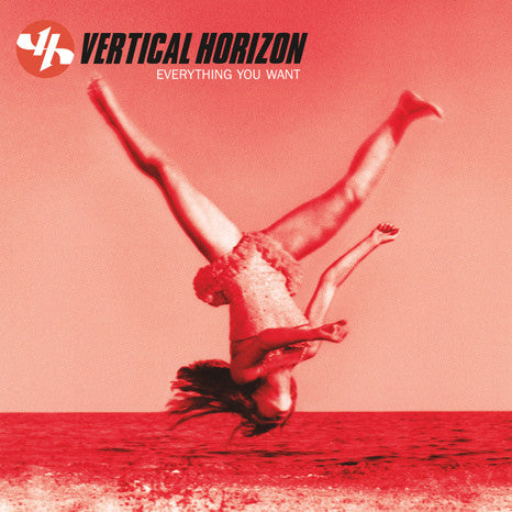 Vertical Horizon | Everything You Want | Limited Edition Red Vinyl LP