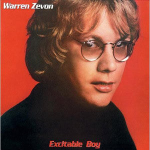 Warren Zevon | Excitable Boy | 180g Vinyl LP