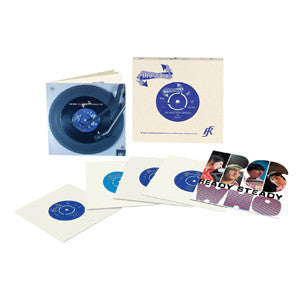 "The Who | The Reaction Singles | Limited Edition 45RPM Vinyl 7"" Box Set"
